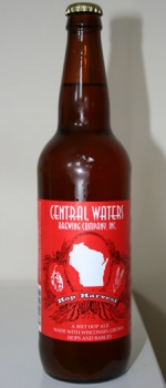 Hop Harvest - Central Waters Brewing Company