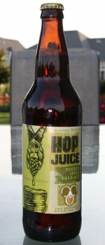 Hop Juice Double India Pale Ale - Two Brothers Brewing Company