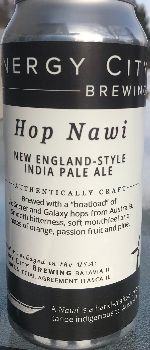 Hop Nawi - Energy City Brewing
