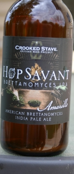 Hop Savant - Amarillo - Crooked Stave Artisan Beer Project
