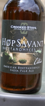 Hop Savant - Citra - Crooked Stave Artisan Beer Project