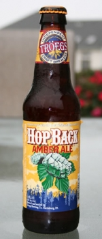 HopBack Amber Ale - Tröegs Brewing Company
