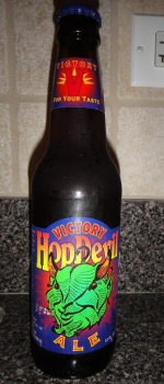 HopDevil Ale - Victory Brewing Company