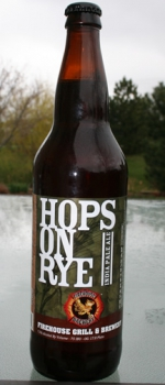 Hops On Rye - Firehouse Grill & Brewery