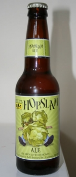Hopslam Ale - Bell's Brewery, Inc.