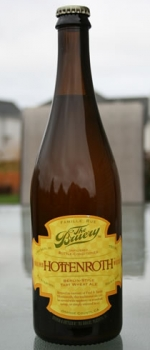 Hottenroth Berliner Wesse - The Bruery