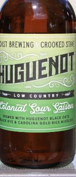 Huguenot - Crooked Stave Artisan Beer Project