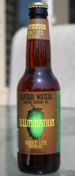 Illumination Double IPA - Central Waters Brewing Company