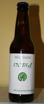India - Weyerbacher Brewing Company
