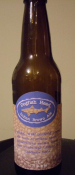Indian Brown Ale - Dogfish Head Craft Brewed Ales