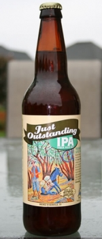 Just Outstanding IPA - Kern River Brewing Company