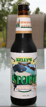 Kelly's Stout - Northwoods Brewpub and Grill