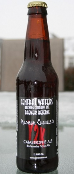 Kosmyk Charlie's Y2K Catastrophe Ale - Central Waters Brewing Company