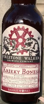 Krieky Bones - Firestone Walker Brewing Co.