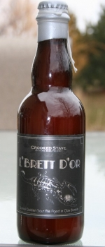 L'Brett D'Or - Crooked Stave Artisan Beer Project