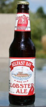 Lobster Ale - Belfast Bay Brewing Company