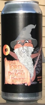 Lord of the Peach Rings - Lil Beaver Brewery