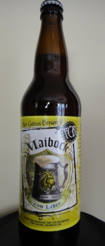 Maibock - Fort Collins Brewery