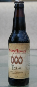 Mayflower Porter - Mayflower Brewing Company
