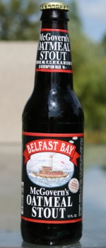 McGovern's Oatmeal Stout - Belfast Bay Brewing Company
