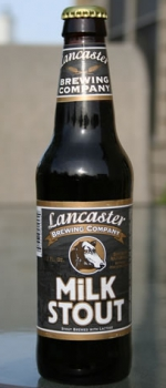Milk Stout - Lancaster Brewing Company