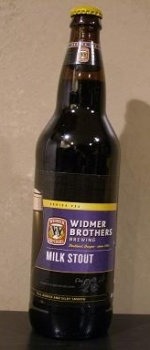 Milk Stout - Widmer Brothers Brewing Company