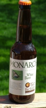 Monarch White - Two Brothers Brewing Company
