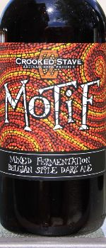 Motif - Crooked Stave Artisan Beer Project