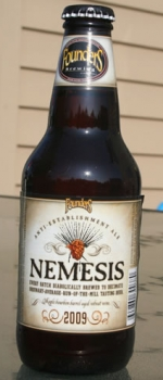 Nemesis 2009 - Founders Brewing Company