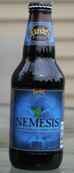 Nemesis 2010 - Founders Brewing Company