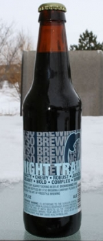 NIght Train - O'so Brewing Company