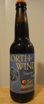 Northwind Imperial Stout - Two Brothers Brewing Company