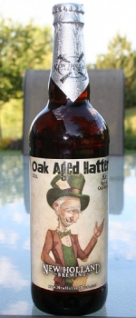 Oak Aged Mad Hatter India Pale Ale - New Holland Brewing Company