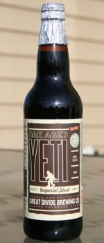 Oak Aged Yeti - Great Divide Brewing Company
