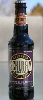 Oatmeal Stout - The Saint Louis Brewery - Schlafly