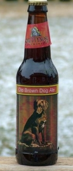 Old Brown Dog Ale - Smuttynose Brewing Company