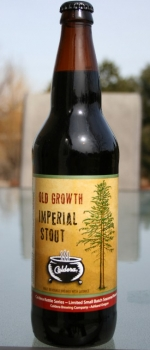 Old Growth Imperial Stout - Caldera Brewing Company