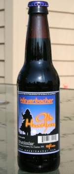 Old Heathen - Weyerbacher Brewing Company
