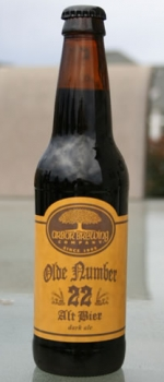Olde Number 22 - Arbor Brewing Company