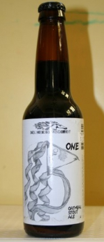One Oatmeal Stout Ale - Dark Horse Brewing Co.