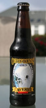 Out Of Bounds Stout - Avery Brewing