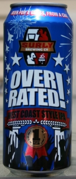 Overrated - Surly Brewing Company