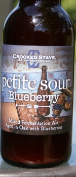 Petite Sour - Blueberry - Crooked Stave Artisan Beer Project