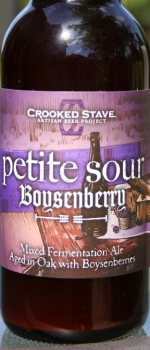 Petite Sour - Bousenberry - Crooked Stave Artisan Beer Project