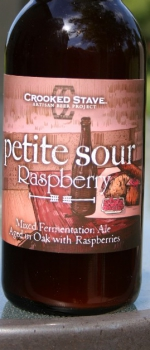 Petite Sour - Raspberry - Crooked Stave Artisan Beer Project
