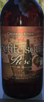 Petite Sour - Rose - Crooked Stave Artisan Beer Project