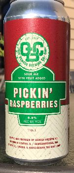 Pickin' Raspberries - Oswego Beer Company
