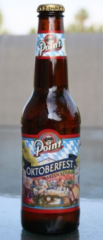 Point Oktoberfest - Stevens Point Brewery