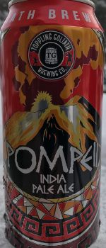 Pompeii - Toppling Goliath Brewing Company