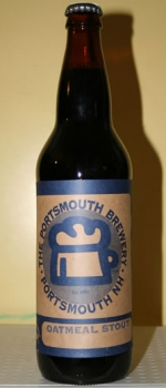 Portsmouth Oatmeal Stout - Portsmouth Brewery